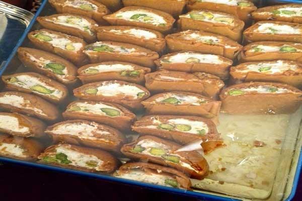 صادرات سوهان گزی به عراق