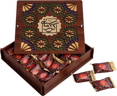 محصولات گز کرمانی اصفهان