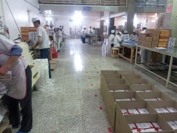 صادرات گز به لبنان