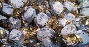 فروش گز شکلات