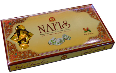 صادرات گز ایرانی اصفهان